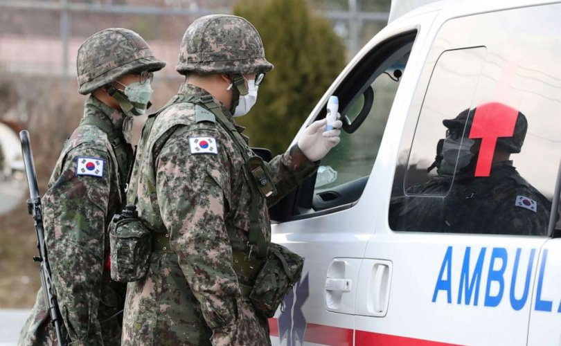 Япон, Өмнөд Солонгос Сovid-19-тэй тэмцэхэд цэрэг дайчилна