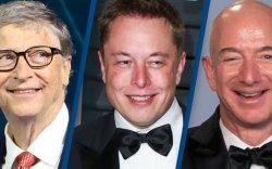 Дэлхийн хамгийн баян гурван хүн татвараас зугтааж байна