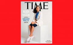 """Time сэтгүүл анх удаа """"Оны хүүхэд""""-ийг нэрлэлээ"""