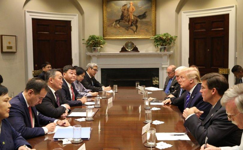 АНУ-ын Конгресс Монгол Улстай стратегийн түншлэлийг бэхжүүлэх тогтоолыг батлав
