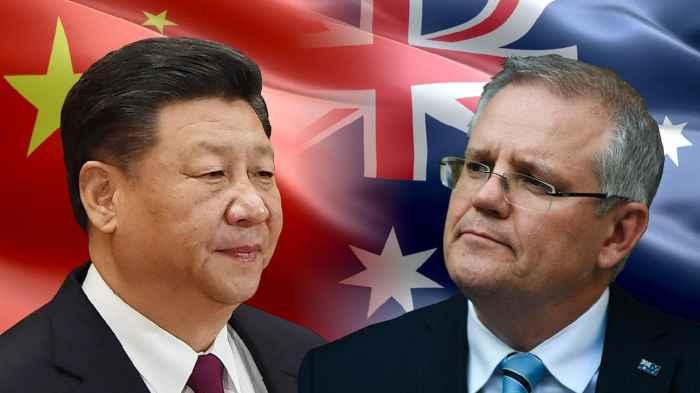 Хятад улс албан ёсоор Австралийн нүүрсэнд хориг тавив