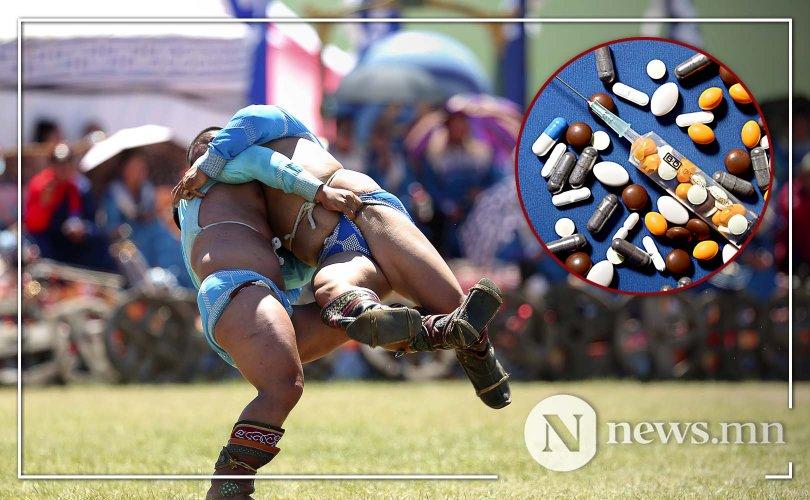 Хариуцлага алдсан бөхчүүд допингийн золиос болж байна