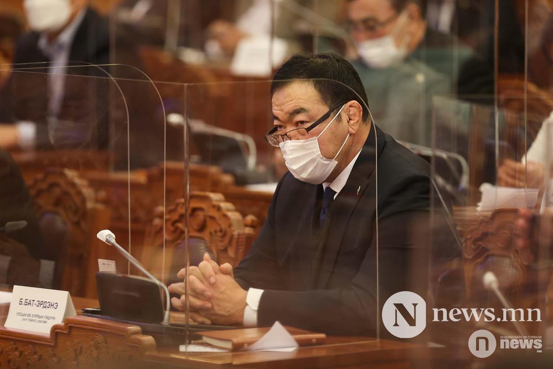 Засгийн газрын шинэ сайд нар Чуулган (107)