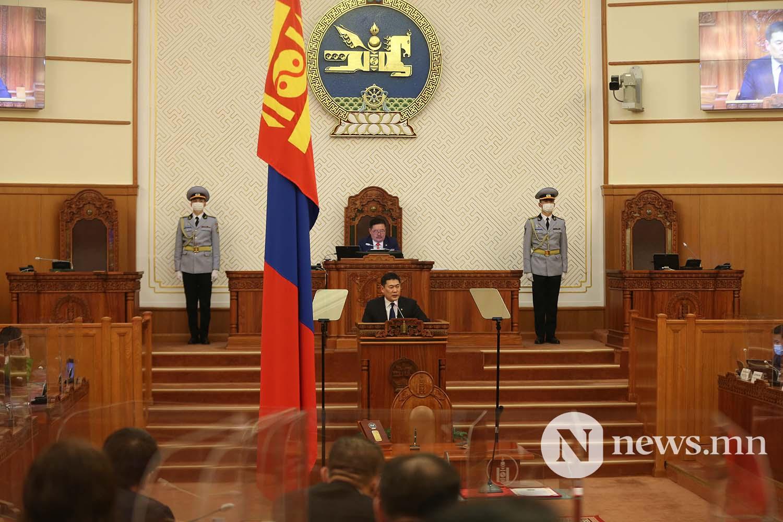 Засгийн газрын шинэ сайд нар Чуулган (115)