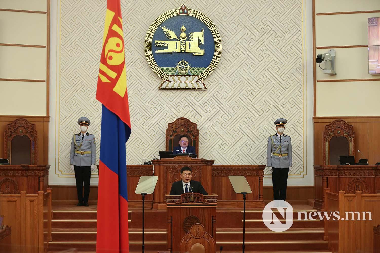 Засгийн газрын шинэ сайд нар Чуулган (120)