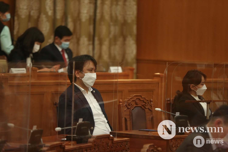 Засгийн газрын шинэ сайд нар Чуулган (123)