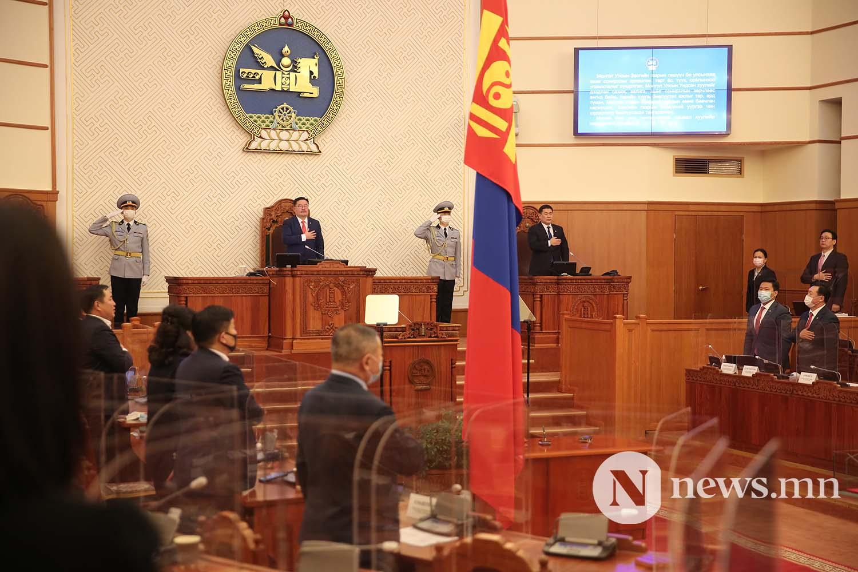 Засгийн газрын шинэ сайд нар Чуулган (36)