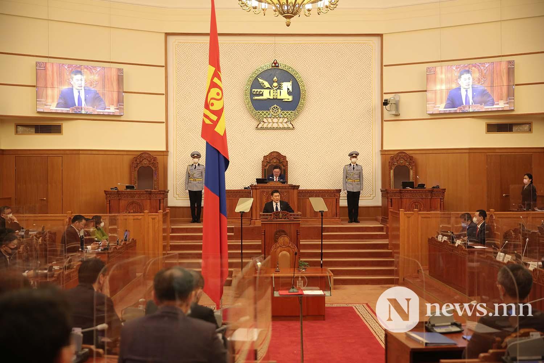 Засгийн газрын шинэ сайд нар Чуулган (40)