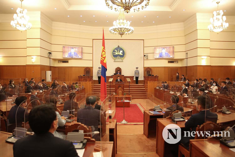 Засгийн газрын шинэ сайд нар Чуулган (41)