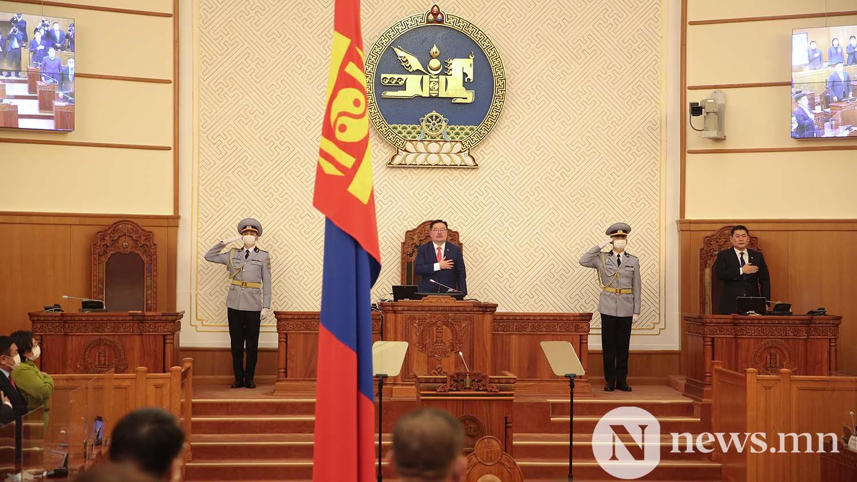 Засгийн газрын шинэ сайд нар Чуулган (43)