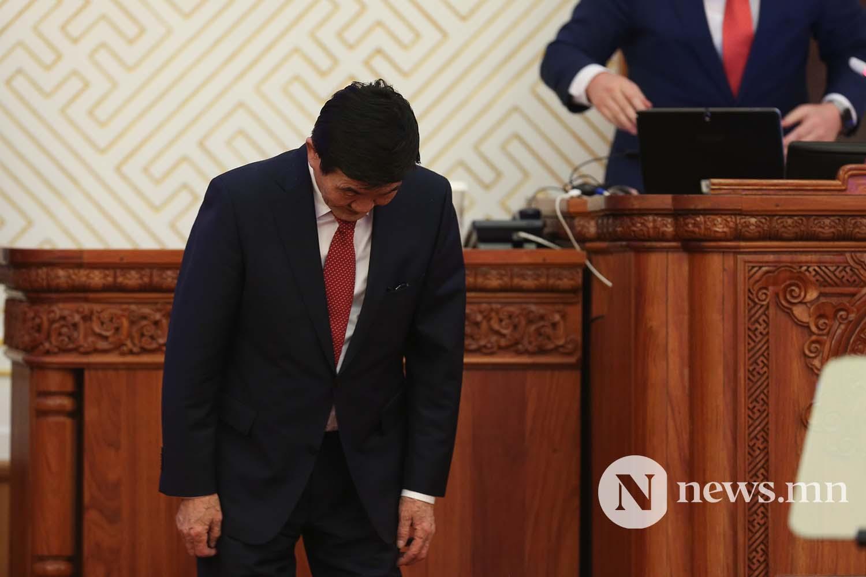 Засгийн газрын шинэ сайд нар Чуулган (68)