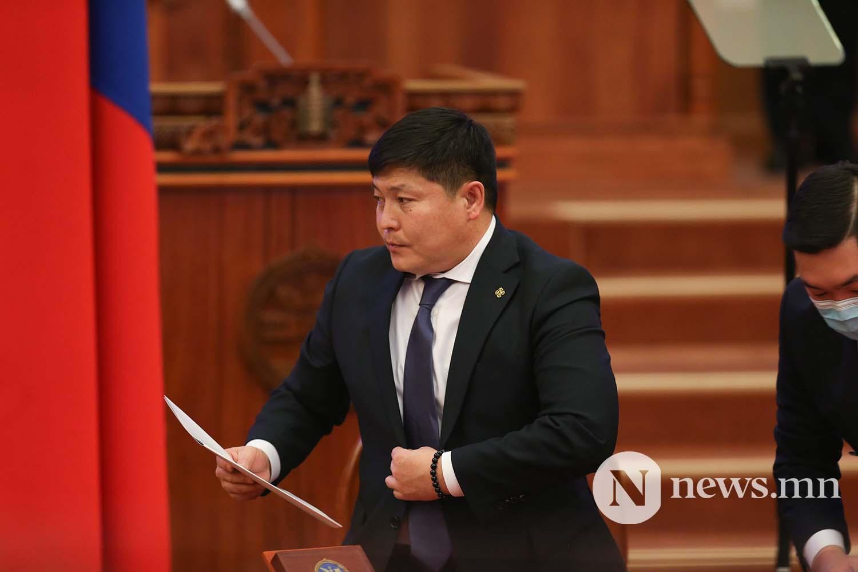 Засгийн газрын шинэ сайд нар Чуулган (83)