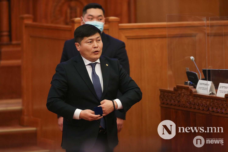 Засгийн газрын шинэ сайд нар Чуулган (85)