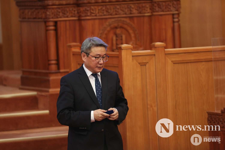 Засгийн газрын шинэ сайд нар Чуулган (97)