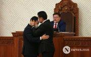 Л.Оюун-Эрдэнийг Монгол Улсын 32 дахь Ерөнхий сайдаар томиллоо