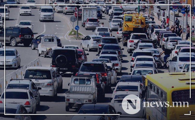 Автомашины азын дугаараас 320 сая төгрөг төвлөрүүлжээ