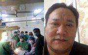 Хөвсгөлийн эмч нар төрөлхийн эмгэгтэй нярайд мэс заслын эмчилгээг амжилттай хийжээ