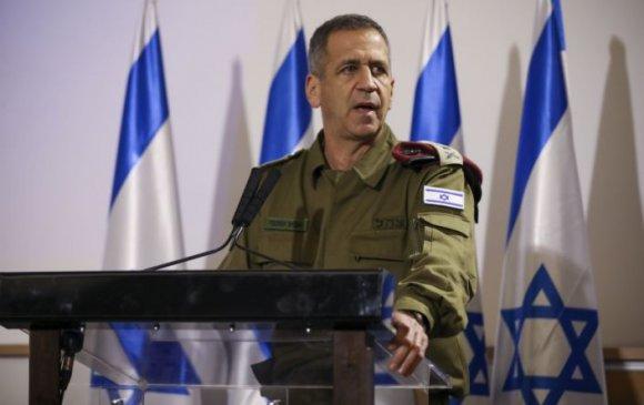 Израилын цэргийн удирдагч Иранд довтлох шинэ төлөвлөгөө танилцуулав