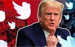 """""""Twitter"""" компани Трампын хаягийг бүрмөсөн хаалаа"""
