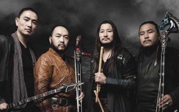"""""""The Hu"""" хамтлаг алдарт Metal Hammer сэтгүүлийн нүүрийг чимлээ"""