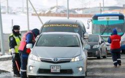 Хоногт 3000 гаруй хүн нийслэлийн товчоодоор зорчжээ