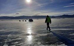 Мөсөн дээр дрифт хийхгүй байхыг анхаарууллаа