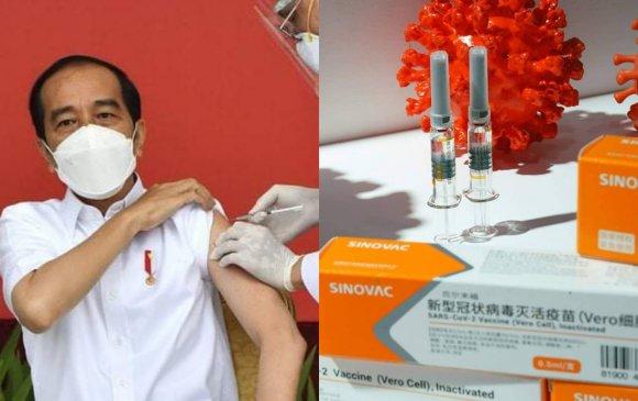 Индонез улс Хятадын вакцинаар дархлаажуулалтаа эхлүүллээ