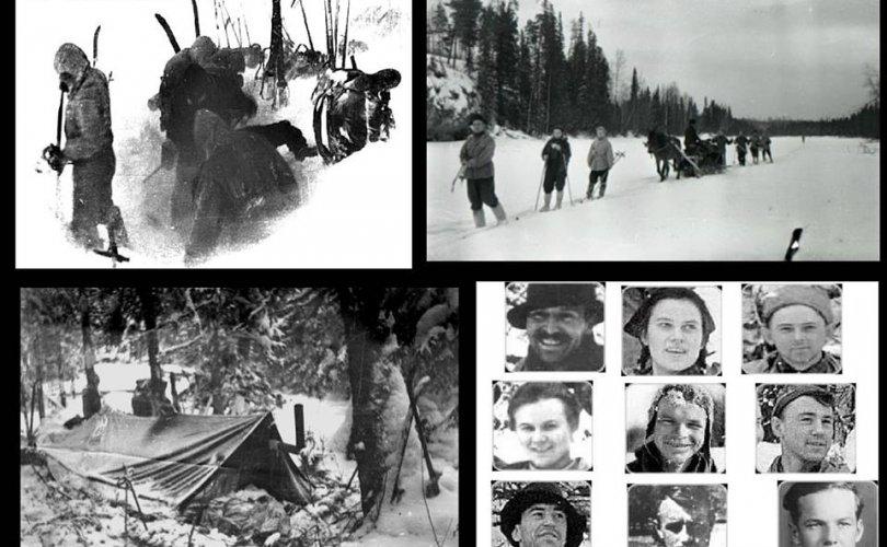 Дятловын багийнхан цас нурснаас болж нас барсан хэмээн үзэв