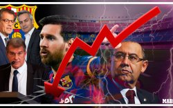 Барселона баг дампуурлын ирмэгт ирэв үү?