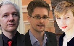 Сноуден, Ассанж нарыг Нобелийн шагналд нэр дэвшүүлжээ