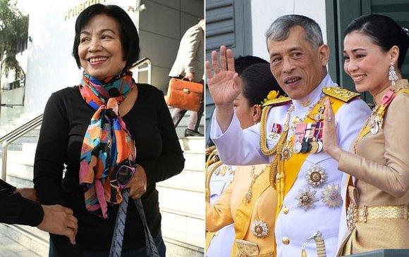 Тайландын хааныг шүүмжилсэн эмэгтэй 43 жилийн ял сонслоо