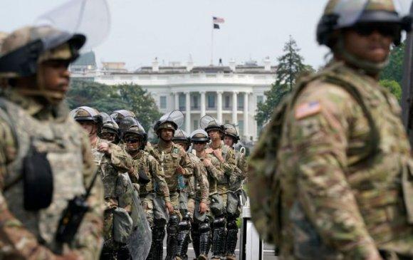 Байдены тангараг өргөх ёслолд үндэсний гвардын цэрэг оролцоно