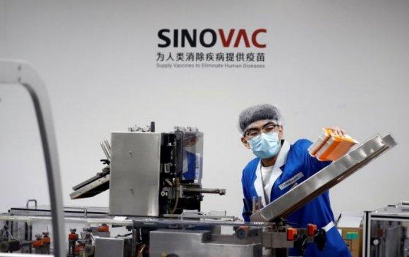 Хятадын вакцины үйлдвэрт ажиллах хүч дутагдалтай байна