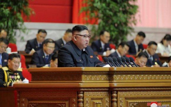 Ким Жон Уны хөгжлийн 5 жилийн төлөвлөгөө бүтэлгүйтжээ