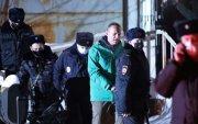 Навальныйтай холбоотой мэдээлэл задруулсан цагдааг шалгаж эхэлжээ