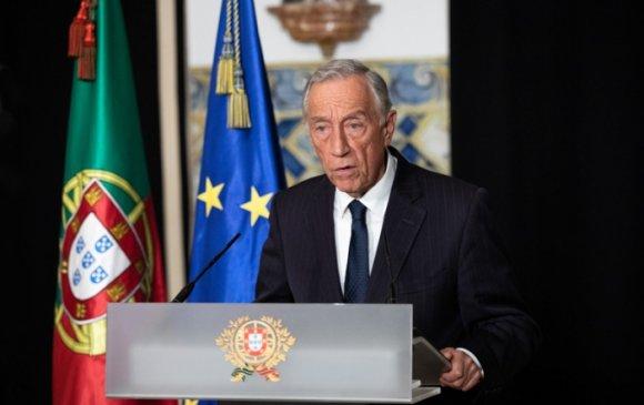 Португалын Ерөнхийлөгч Сovid-19 халдвар авчээ