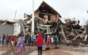 Индонезид 6.2 магнитудын хүчтэй газар хөдөлж, 34 хүн амиа алдав