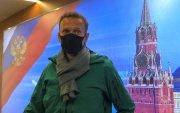 Алексей Навальныйг Москвад газардахад баривчилжээ