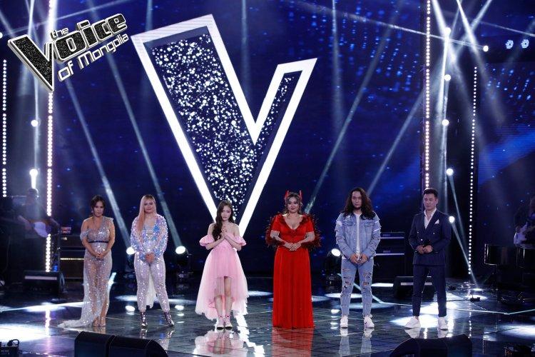 """""""The Voice of Mongolia 2020"""" шоу Азийн телевизийн наадмын шагнал хүртжээ"""