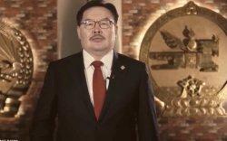 УИХ-ын дарга Г.Занданшатарын мэндчилгээ – Монгол Улсын Үндсэн хууль