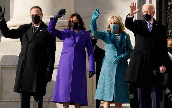 АНУ-ын 46 дахь Ерөнхийлөгчийн тангараг өргөх ёслол эхэллээ