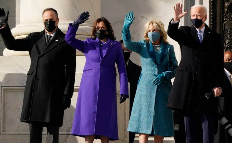 АНУ-ын 46 дахь Ерөнхийлөгчийн тангараг өргөх ёслол боллоо