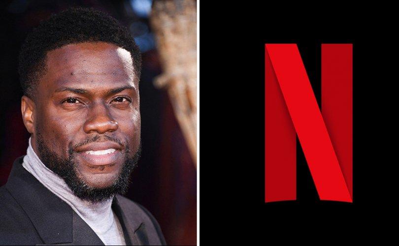 """Кевин Харт """"Netflix""""-тэй дөрвөн том гэрээ байгуулжээ"""