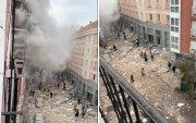 Мадрид хотод газ дэлбэрч, 4 хүн амь үрэгджээ
