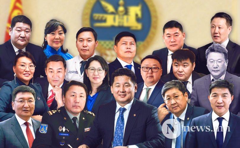 Шинэ Засгийн газарт хуучин сайд нарынтал нь ажиллана