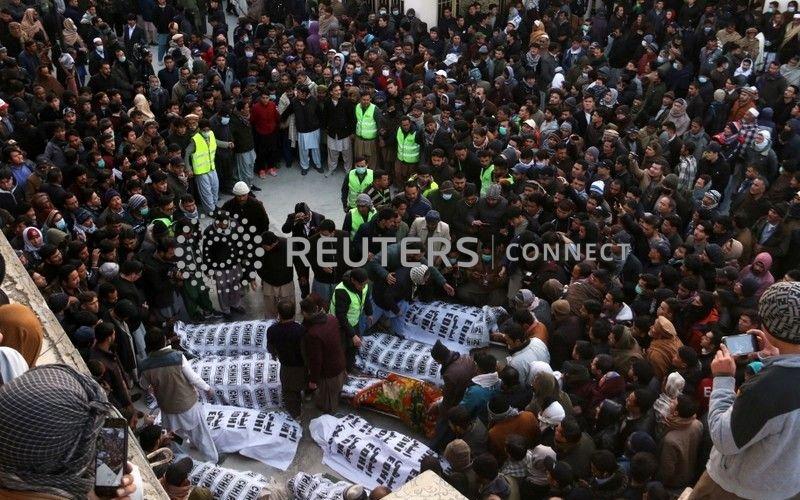 Исламын улс бүлэглэл хазарачуудын амийг хөнөөжээ
