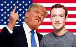 Трамп албан тушаалаа өгөх хүртлээ фэйсбүүк орох эрхгүй боллоо