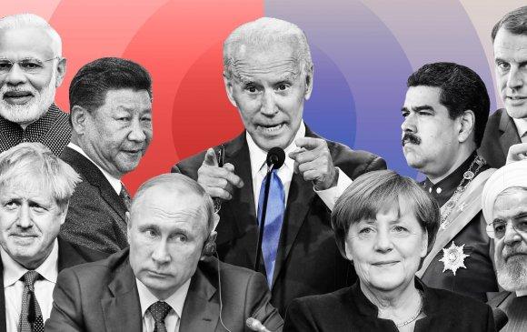 Жо Байденд хандаж дэлхийн удирдагчид юу хэлэв?