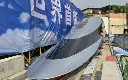 Хятад дэлхийн хамгийн хурдан галт тэрэг бүтээжээ