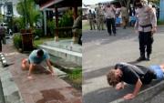 Индонезид амны хаалтгүй хүмүүсийг суниалгаж шийтгэж байна